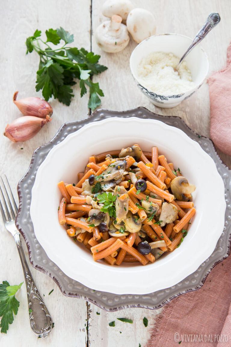 FC Pasta di lenticchie
