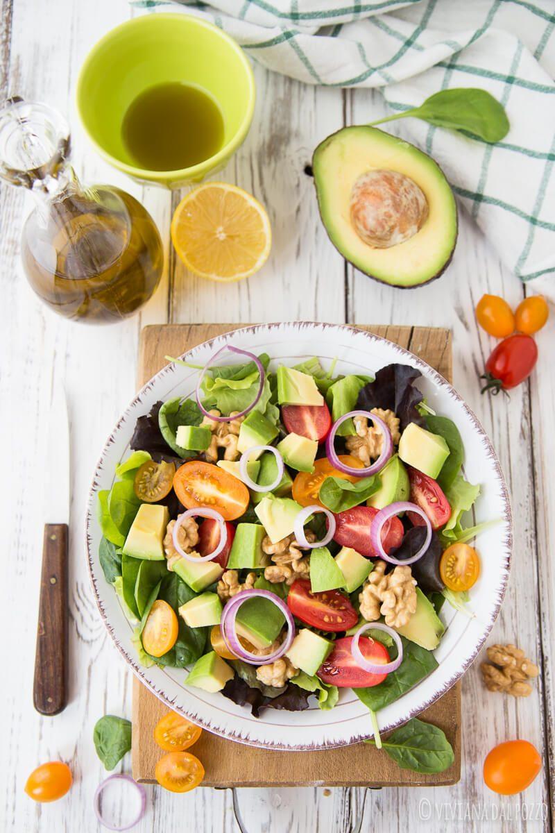 FC insalata con avocado